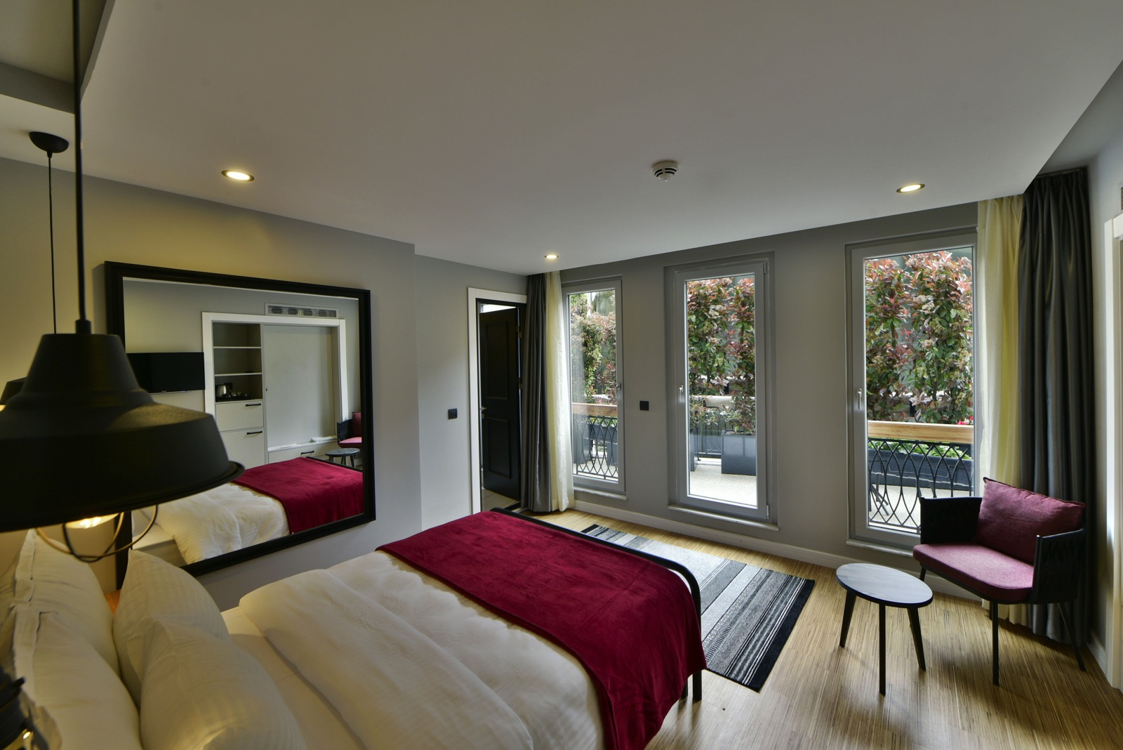 prime room with terrace